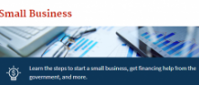 Small Business Portal at USA.gov icon