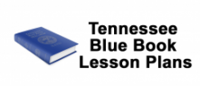Tennessee Blue Book Lesson Plan Icon