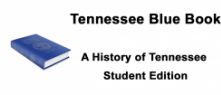 Tennessee Blue Book: A History of Tennessee - Student Edition icon