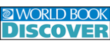 World Book Discover logo
